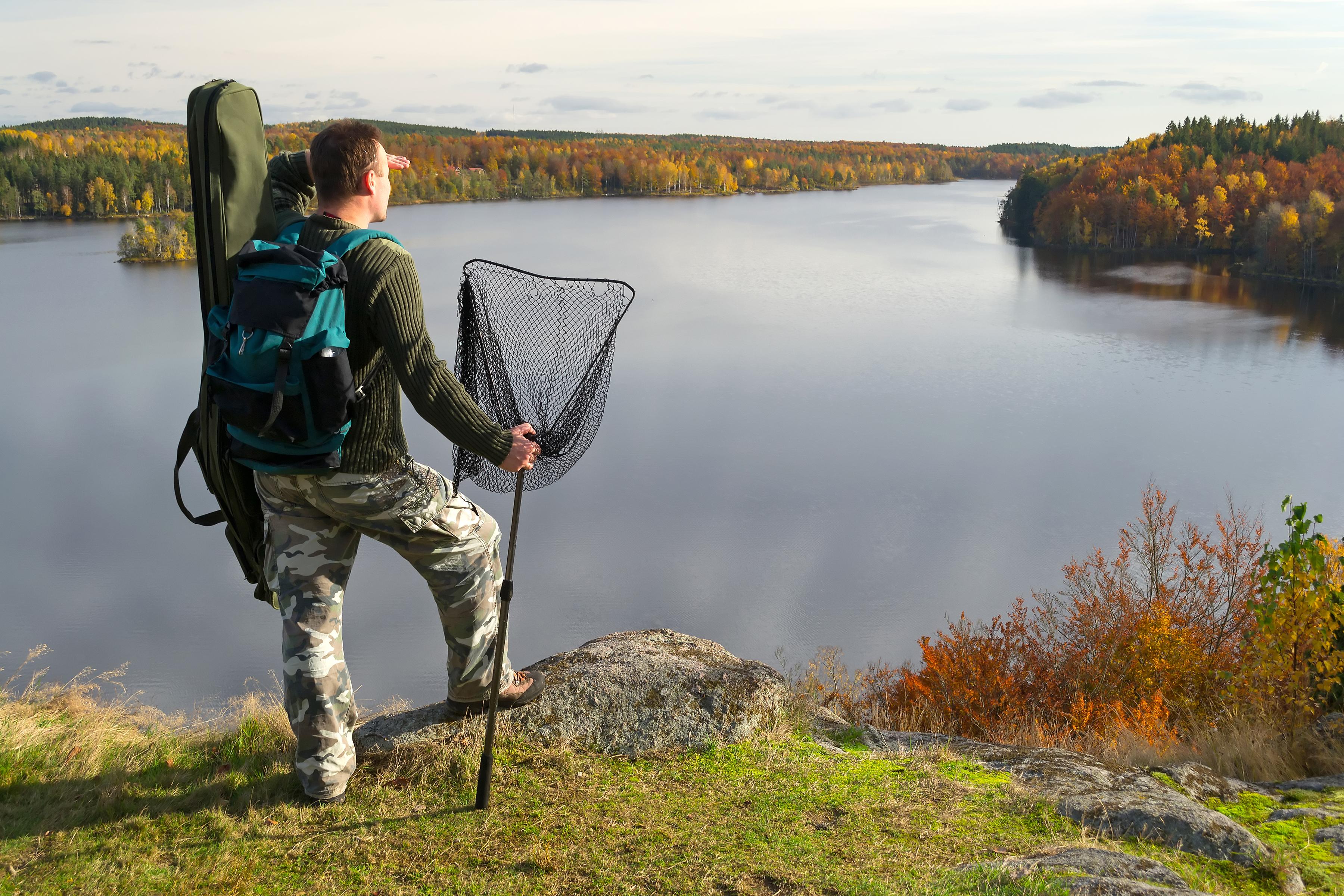 чего брать на рыбалку