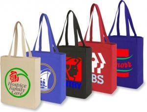 Пляжные сумки с логотипом