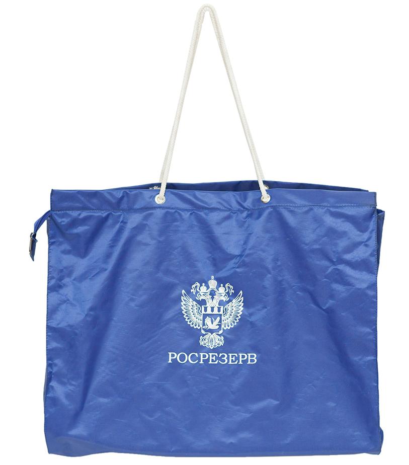 Рекламная сумка большого объема