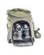 Фитнес сумка сетчатый карман для обуви