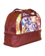 Недорогая женская сумка раскрытая