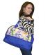 Женская сумка раскрытая
